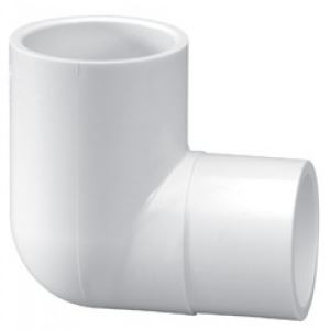 Hot tub plumbing PVC part