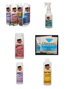buy pool spa chemicals