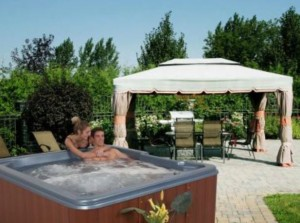 buy used hot tubs