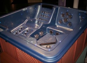 hot tub spa hydromassage