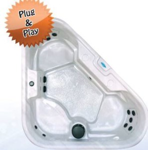plug and play spas