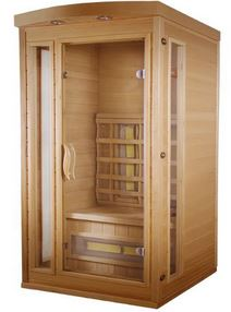 Therasauna Classic 1 Person Infrared Sauna