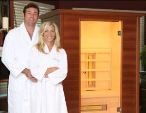 Therasauna infrared sauna features